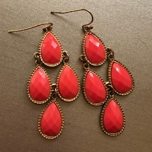 Good & Coral Earrings